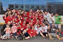 HBC Rakovník vyhrál základní část a i finále play off II. NHbL