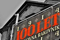 Oslavy stého výročí otevření sokolovny v Rakovníku
