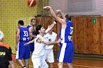 Basketbalisté TJ TZ Rakovník zdolali ve 3. kole krajského přeboru béčko Berouna 60:42.
