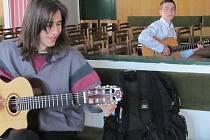 Kytarová soutěž v Novém Strašecí
