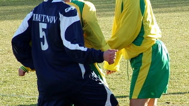 SK Pavlíkov - ŽFK Trutnov