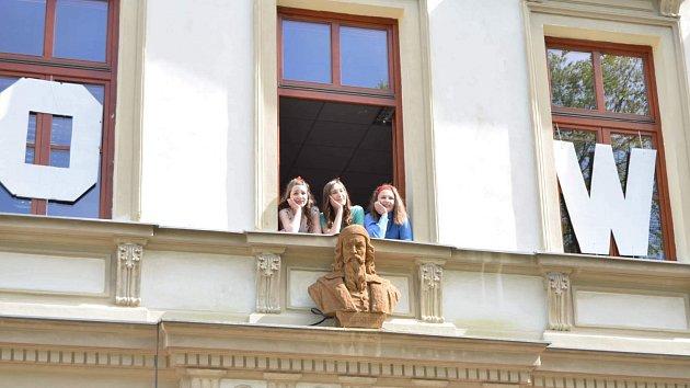 Studenti Gymnázia J. A. Komenského Nové Strašecí připravili majáles.