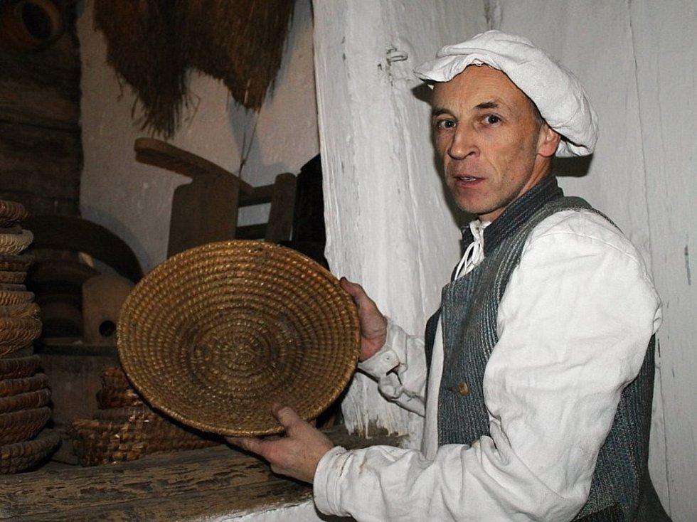 Hamousův statek zavoněl chlebem i cukrovím už podvanácté.