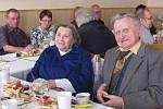 Ples seniorů v Novém Strašecí