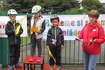 Závody pro malé cyklisty