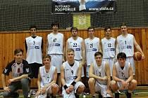 Junioři TJ TZ Rakovník - basketbal
