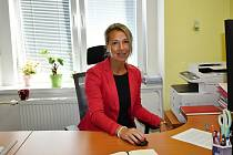 Marie Kruntová, ředitelka ZŠ a MŠ Čistá.