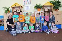 Mateřská škola v Chrášťanech úzce spolupracuje s olešenskou školkou.