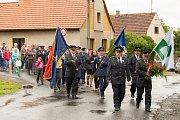 Dobrovolní hasiči z Příčiny měli k oslavám důvod. Jejich sbor funguje už 115 let.