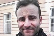 Petr Novák, cestovatel a pořadatel Cestovatelských večerů v galerii Městyse Pavlíkov.