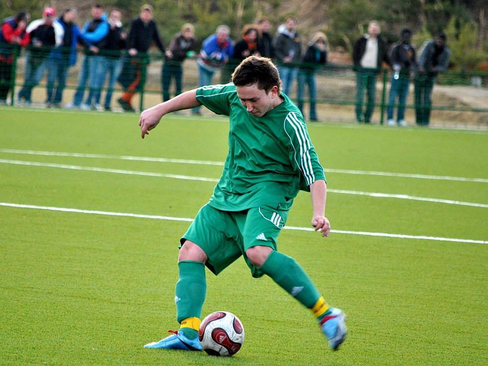 TJ Tatran Rakovník - Český Brod 0:2 (0:1), jaro 2011