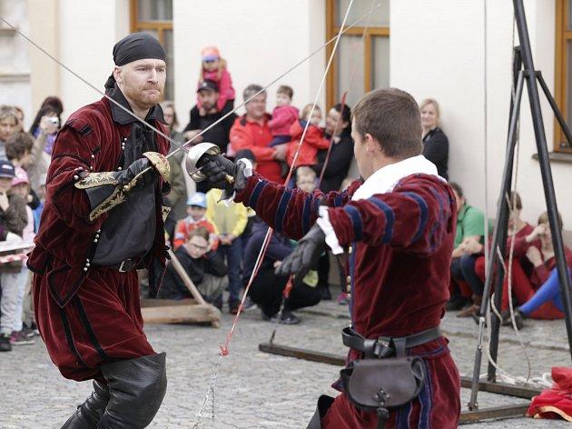 V Rakovníku zahájili novou turistickou sezonu oblíbenou akcí.