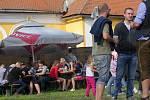 Slavnosti piva Krušovice nabídly kromě spousty piva a soutěží zvučná jména jako Tři Sestry, Wohnout nebo rakovnický Brutus.
