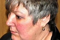 Eliška Holková, bývalá tajemnice Městského úřadu Rakovník.