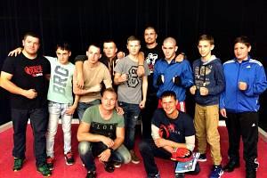 Boxeři SŠBNS