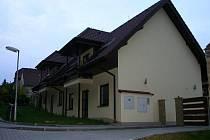 Nový bytový dům v Rynholci