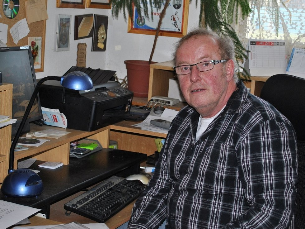 Fotbalové volby OFS Rakovník - předseda Jaroslav Kraus