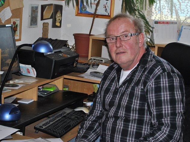 Ptejte se Jaroslava Krause, předsedy OFS Rakovník