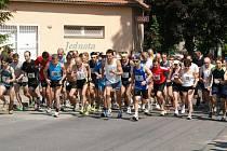 Na start dalšího dílu Poháru běžců Kladenska a Rakovnicka se postavilo 67 závodníků