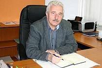 Jiří Svoboda, starosta Jesenice na Rakovnicku.