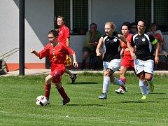 Lvice z Pavlíkova se rozloučily s divizní sezonou výhrou nad Souší.
