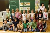 Třídu 1. C 2. základní školy Rakovník vede třídní učitelka Yvona Brabcová.