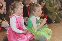 Dětský karneval v Lubné