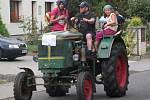 Druhá Hředelská traktoriáda