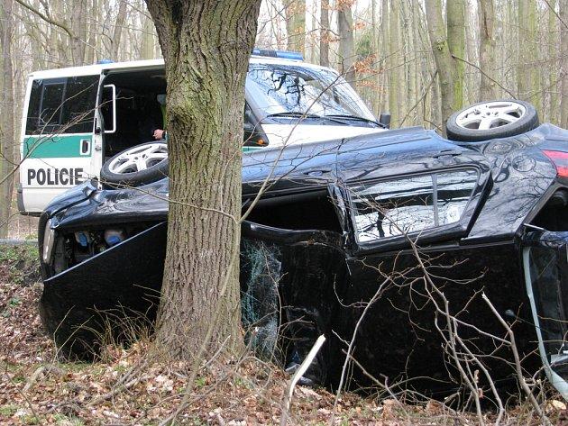 Nehoda pod Špičákem
