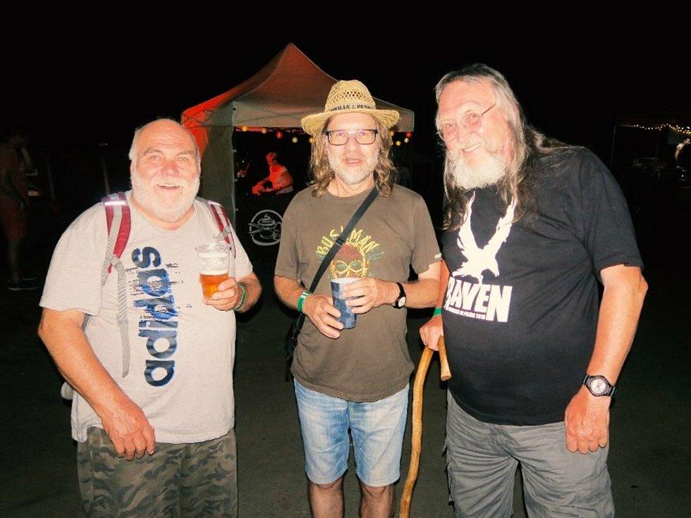 Z Roztockých pivních slavností 2021.
