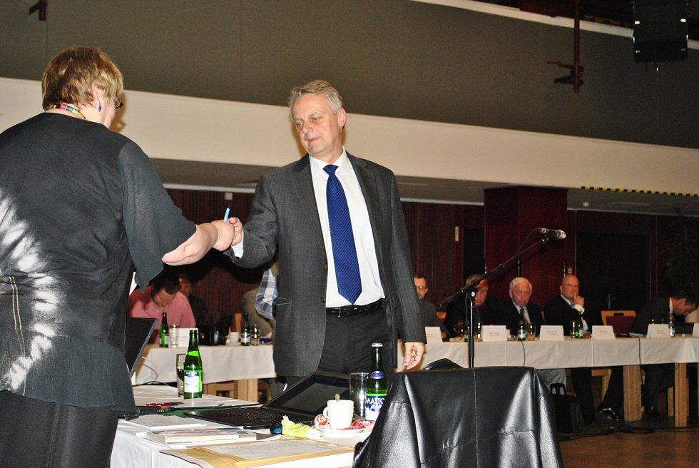 Ustanovující zasedání rakovnických zastupitelů - 10. 11. 2014