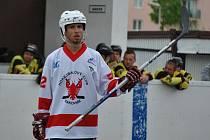 Rakovničtí hokejbalisté zvládli první dva semifinálové zápasy play off úspěšně