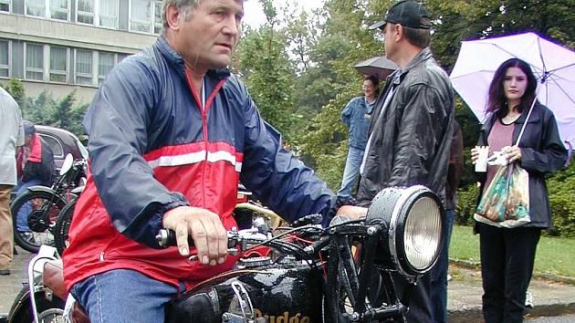Poprvé ve své jedenáctileté historii opustil motorkářský sraz Rack-reyd Rakovník