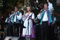Dechová kapela Krajanka.