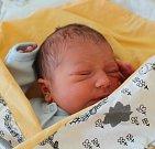RICHARD JAROŠ, ÚJEZD NAD ZBEČNEM Narodil se 15. října 2017. Po porodu vážil 3,30 kg a měřil 48 cm. Rodiče jsou Martina a Jiří.