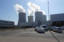 Exkurze v jaderné elektrárně Temelín
