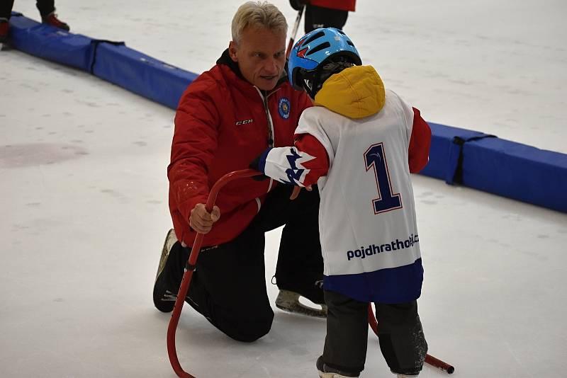 HC Rakovník ve spolupráci s Českým hokejem uspořádal v pátek 24. září 2021 na zimním stadionu v Rakovníku akci v rámci Týdne hokeje.