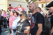 Návštěvníci si vychutnali skvělé pivo a užili pořádnou porci zábavy.