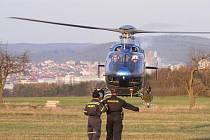 Středeční výcvik policistů v Rakovníku