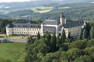 Zbirožský zámek