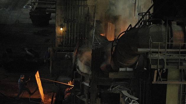 Železárny Hrádek (ilustrační foto)