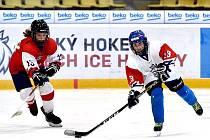 """Trenér hokejových žáků Martin Krajčí hovoří o své svěřenkyni jen v superlativech: """"Viki je úžasná, talentovaná, ctižádostivá, trpělivá. Ale také skromná, milá a především slušně vychovaná mladá dívka.  Mnohokrát jsem slyšel na školeních a přednáškách defi"""