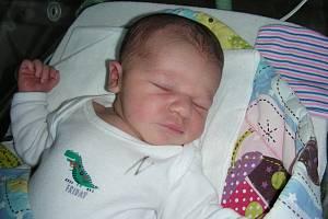Pavel Gerda – Rodičům Marii Floriánové a Petrovi Gerdovi z Rokycan, se 30. června 2019 narodilo v hořovické porodnici první dítko, syn Pavlík. Pavlíkovy porodní míry byly 50 cm a 3,86 kg. Foto: Jiřina Marečková