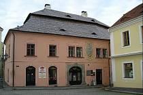 Stavba na náměstí pochází ze 14. století
