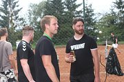 Nohejbalový turnaj trojic - Svojkovice