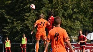 U 19 FC Rokycany - SK Petřín Plzeň  2:3
