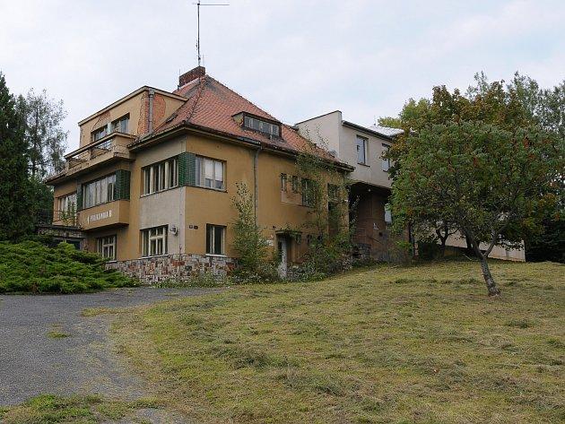 Vila u nemocnice - ilustrační foto