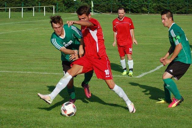 Fotbalisté Rokycan