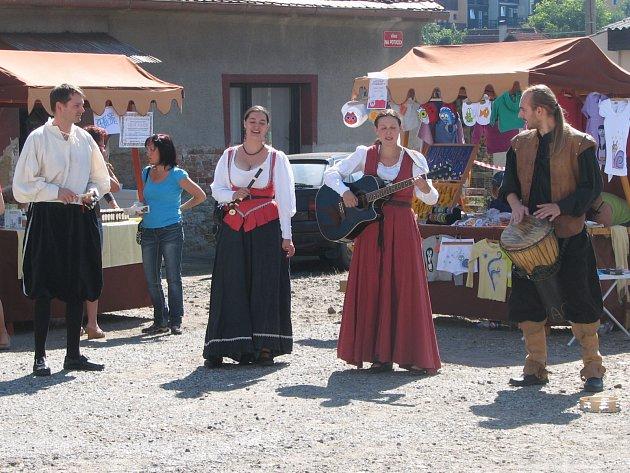 V Radnicích se konal první Barokní den.