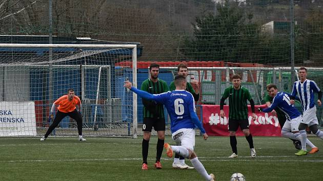 FC Rokycany  - Domažlice 1:2 (1:1)